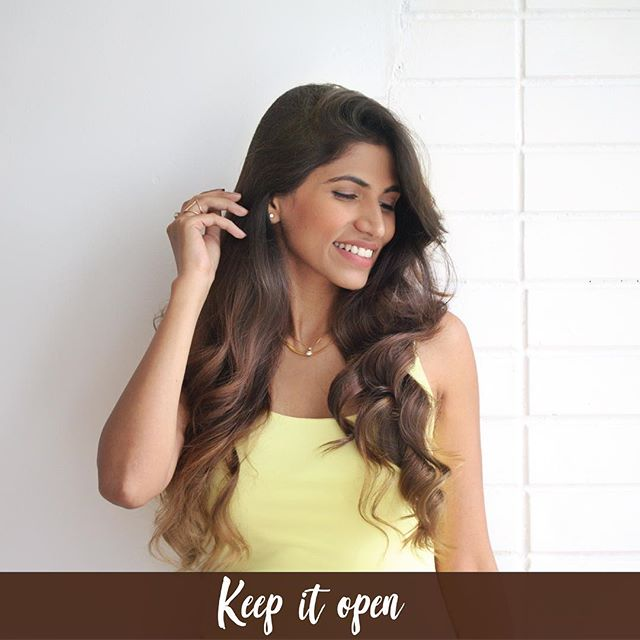Flaunting different hairstyles in my gorgeous browns ✨ #OpenUpToBrowns #Brown #GarnierIndia #Color #ad