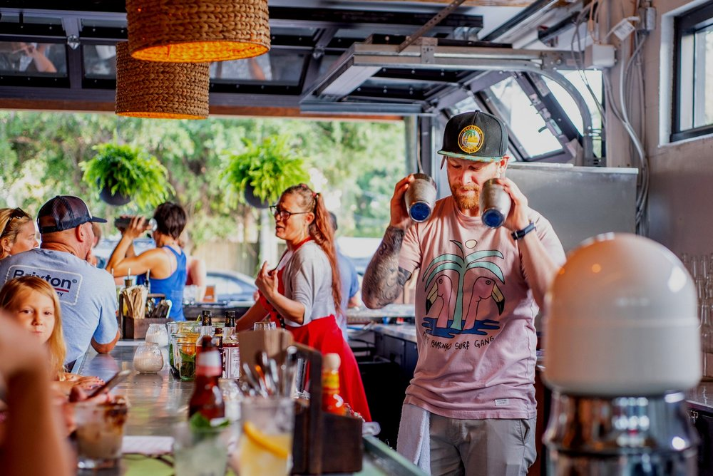 Folly Beach Cocktail classic - Monday March 4th