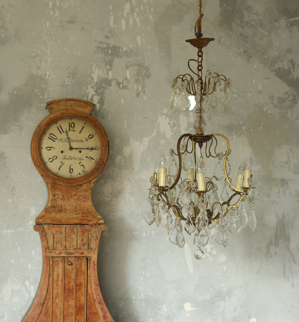 Antique Chandelier 1930's France.jpg