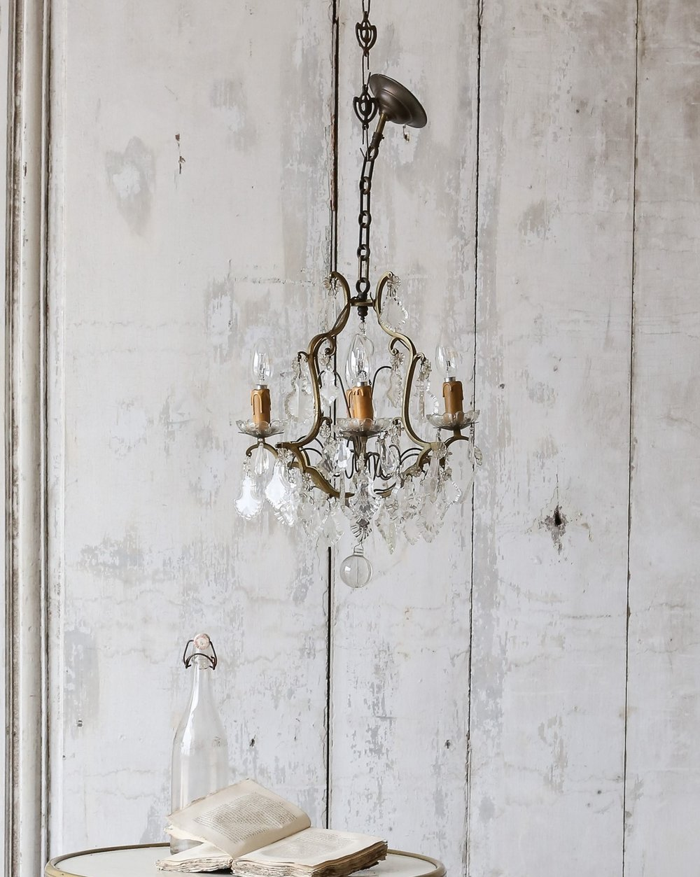 Antique French Chandelier c.1900.jpg