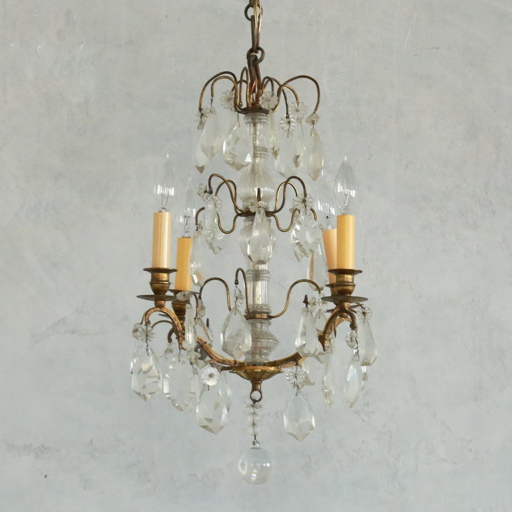 Vintage French Chandelier Petite.jpg