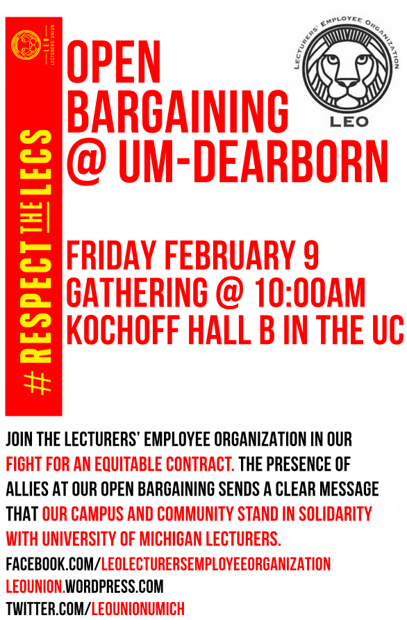 DBN open bargaining feb 9
