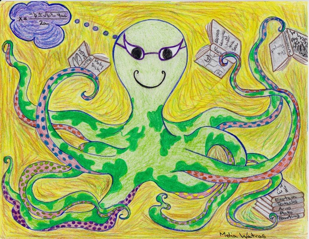 Illustration by Melia Watras
