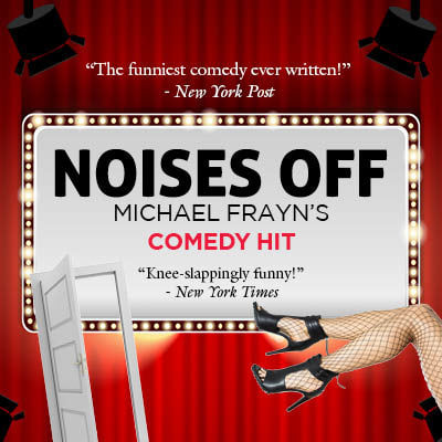 Looks like I'll be kicking off the New Year with some sunshine and sardines with  Noises Off  as the Lloyd Dallas Jan 11-Feb 17 at the  Herb Strauss Theater . I'll try to make Michael Caine proud.