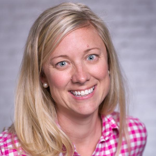 Katie Hall - Director of Development