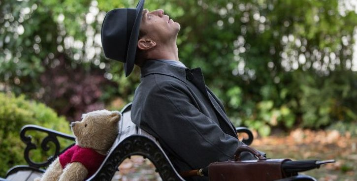 Ewan McGregor in  Christopher Robin -  DISNEY