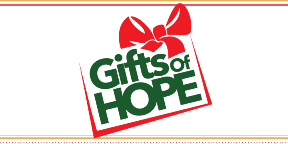 """A PERFECT GIFT  As we approach the holiday season, consider how you might make the friends and relatives on your gift list happier with an """"alternative gift."""" CCPC's annual alternative gift market—Gifts of Hope—will run for three Sundays, Dec. 2, 9 and 16. You'll have lots of choices of gifts, including some new ones this year, and can pick a Christmas card and an insert describing the donation. Involve your kids! Save yourself a trip to the mall! Shop at Gifts of Hope and make the world a better place.  Click here for the catalog!"""
