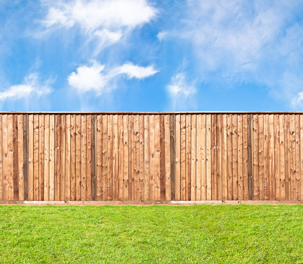 FENCES  New or repaired, side by side, or board on board etc. We can construct according to your preference.