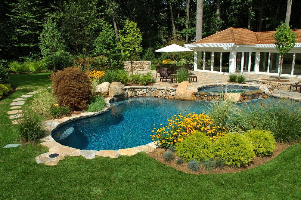 LANDSCAPE DESIGN  Installs and removals. We enjoy collaborating ideas with our customers to design some of the most beautiful front and backyards in the area.
