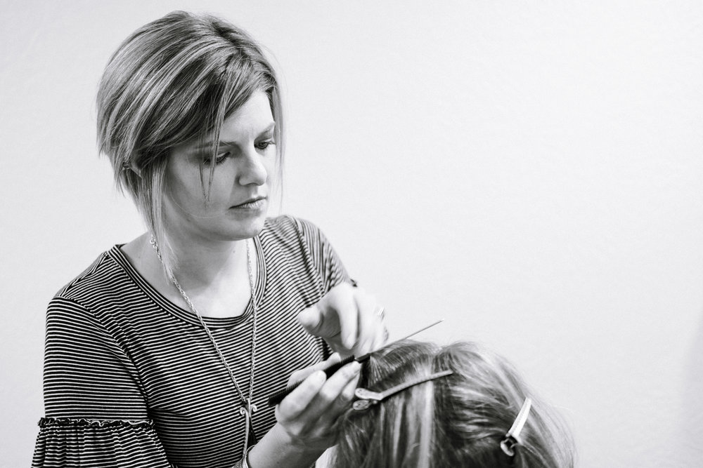 Jacki Kuehne best hair stylist in Hudson, OH salon