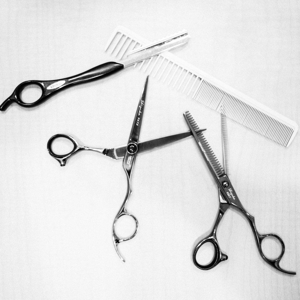 Jacki Kuehne hair stylist Hudson, OH salon
