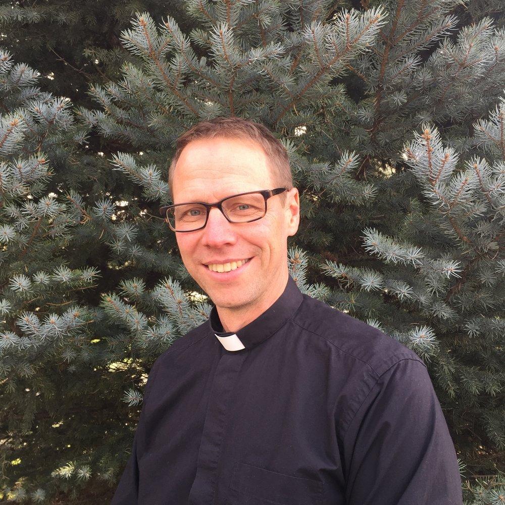 David Ryder  Pastor   Dave@sojoyfc.org