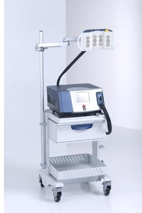 Photodynamische Lichttherapie