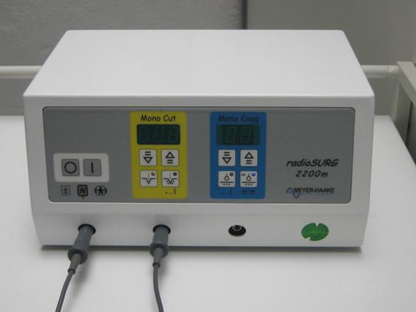 Elektrokauter (Elektrochirurgie)