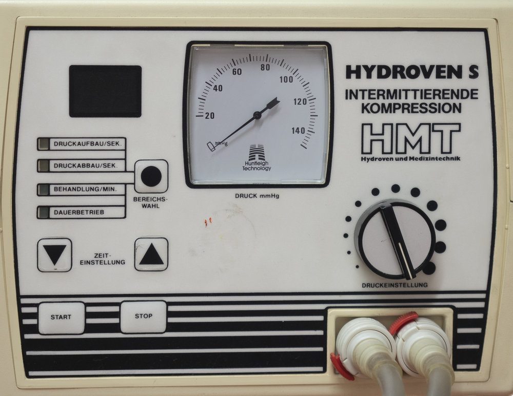 Hydroven® (apparative intermittierende Kompressionstherapie)