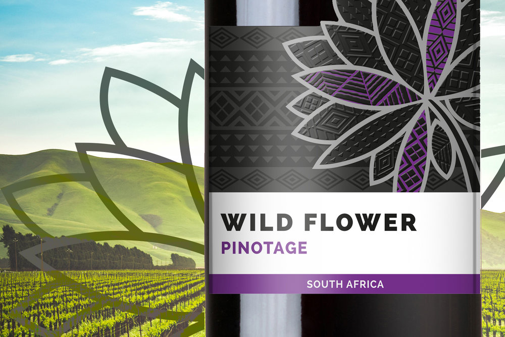 Wild Flower South African Wine