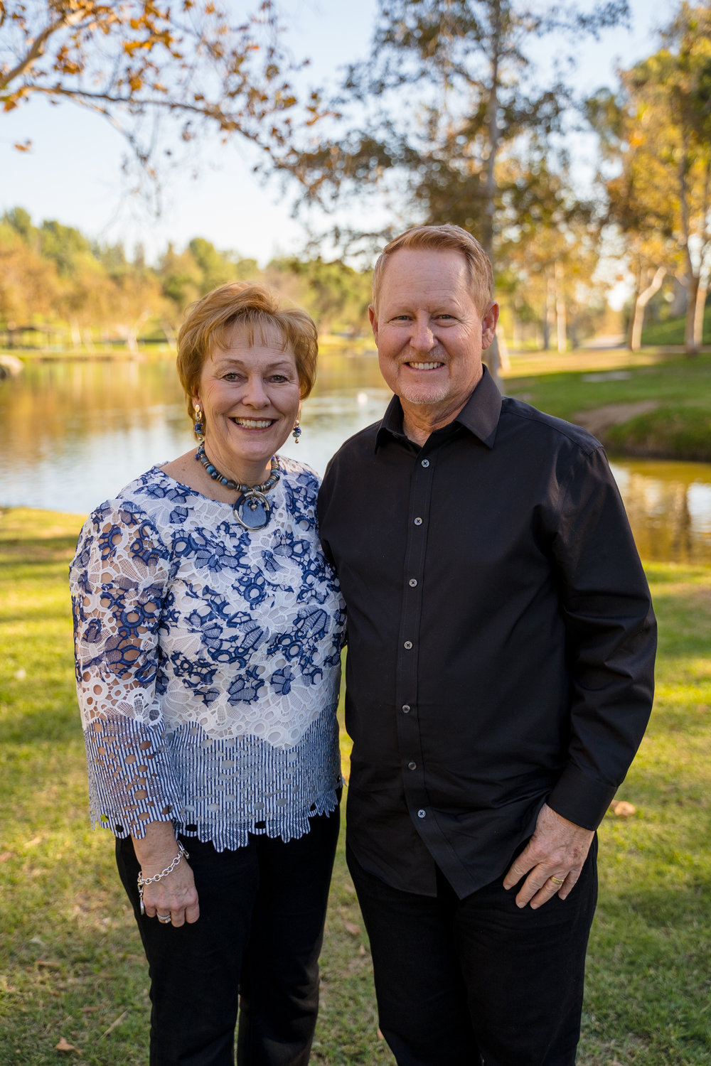 PASTORS BOB AND SHERRY - Bob and Sherry are very proud parents of two sons, John and Joshua, and one daughter, Shannon. They have been married over 40 years and live in San Dimas, California. Bob and Sherry met during their college years at Azusa Pacific University where Bob played baseball and majored in Biblical Literature, while Sherry accumulated a double major in Psychology and Religion. They have traveled internationally speaking to large and small groups about marriage, family life, parenting and educational challenges.Bob and Sherry are appreciated for their honest yet humorous approach to teaching. You will laugh and learn about yourself and your marriage from their teaching.