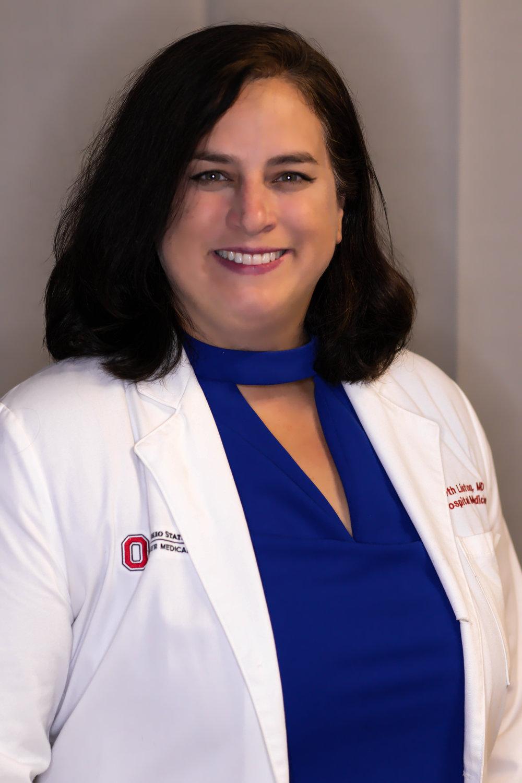 Dr. Beth Liston, hospitalist and pediatrician, CMA President-Elect