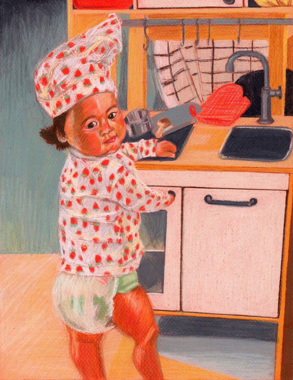 Baby Chef