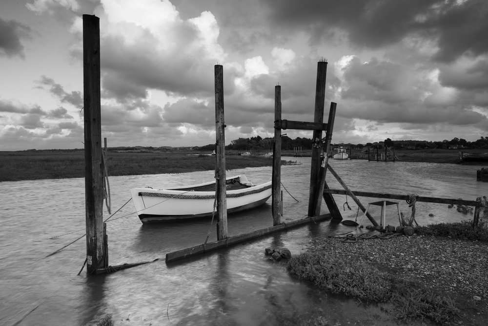 BNW Four, Thornham Harbour, Norfolk.