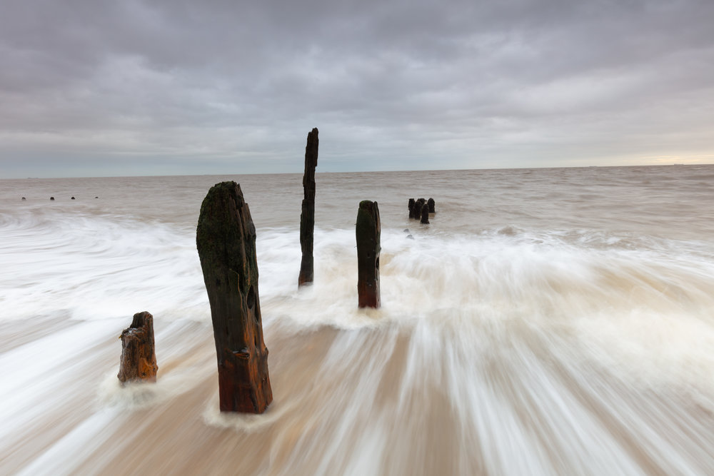 Out flow, Bawdsey, Suffolk.