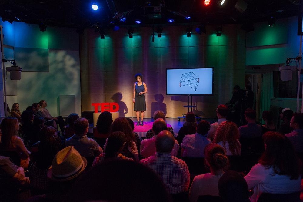 TED talk - July 2014 - Credit: Ryan Lash