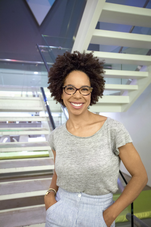Ayana Elizabeth Johnson, Ph.D. - Courtesy: Ayana Elizabeth Johnson