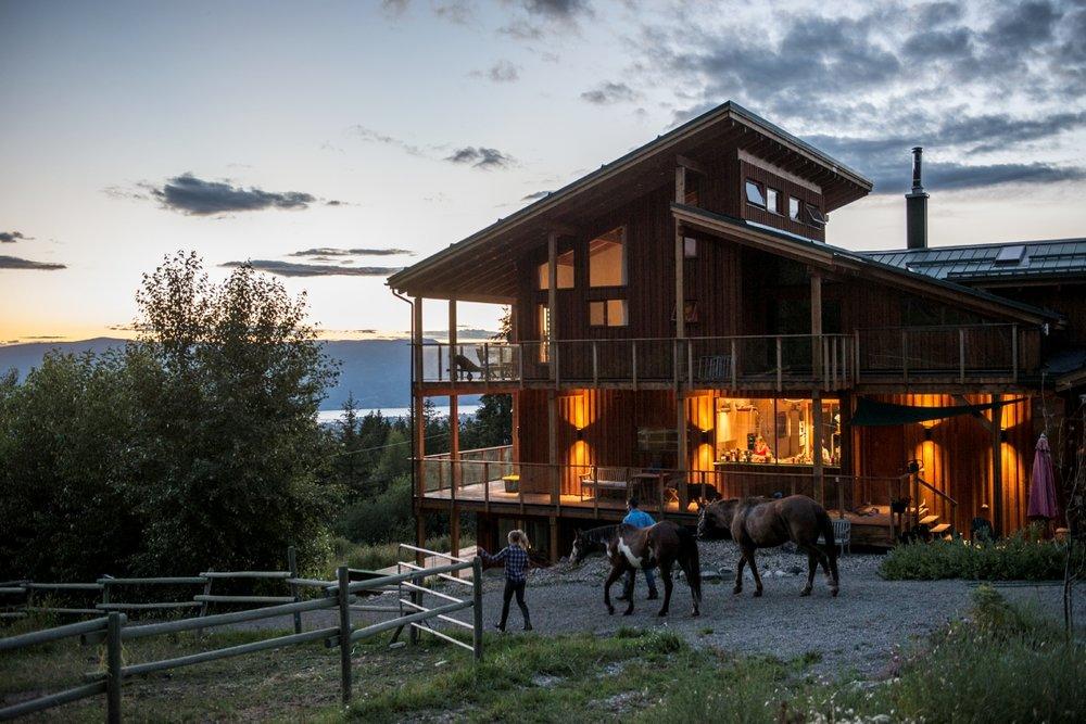 Myra Canyon Ranch Credit: Destination BC