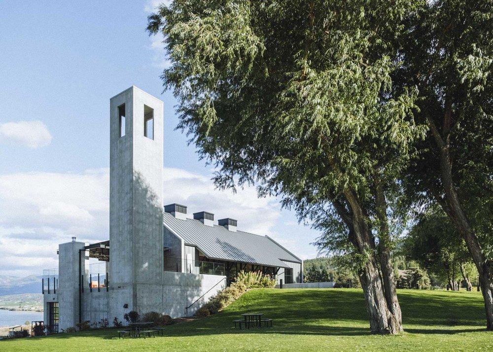 Monte Creek Ranch Winery, Kamloops Photo credit: Megan McLellan & Emanuel Smedbol