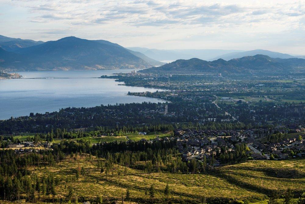 Kelowna | Photo Credit: Destination British Columbia