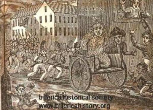 THOMAS DITSON - Image: Bibliothèque de Billerica, Massachussets (source des informations: wikipedia)