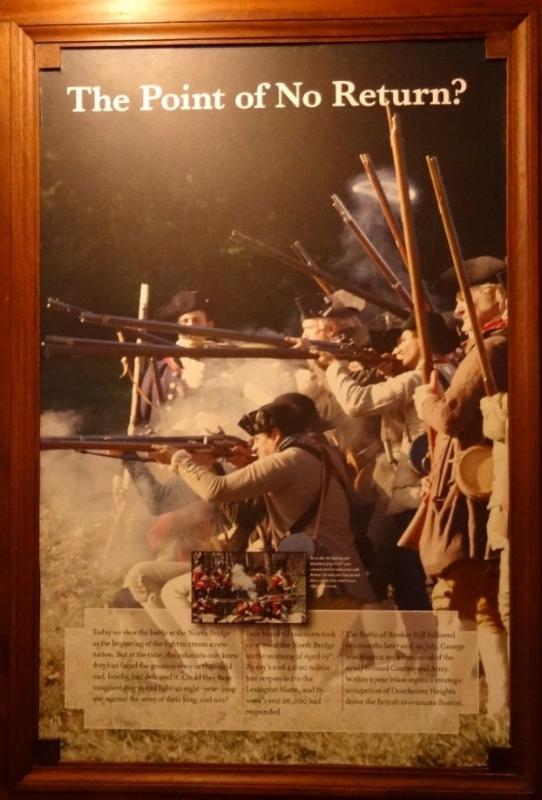 SOURCE : Musée de Concord - Minute Man National Historical Park