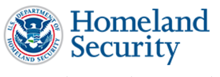 Source: Homeland Security  août 2018