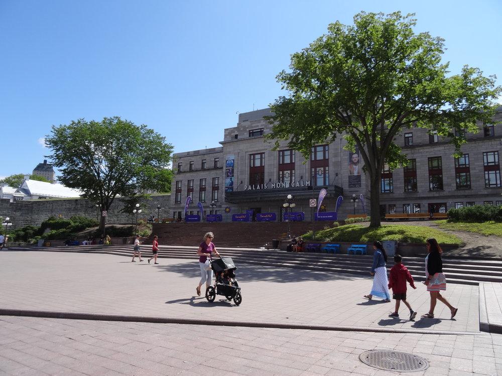 Place d'Youville -