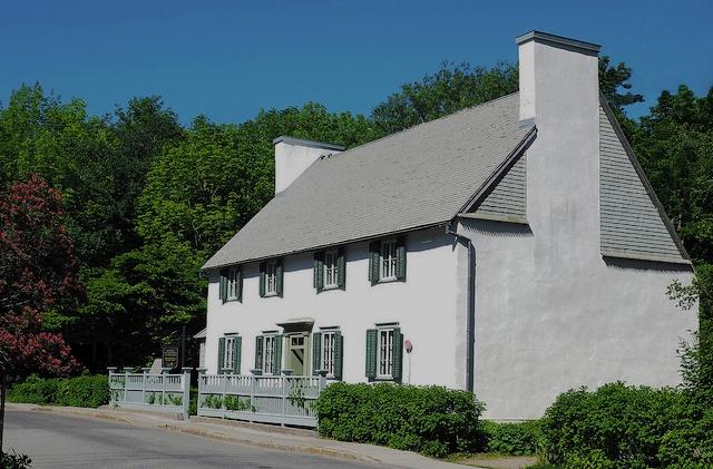 La maison des Jésuites -
