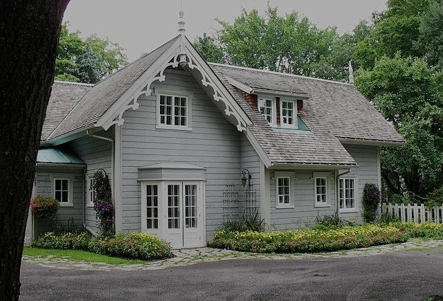 La villa Bagatelle -