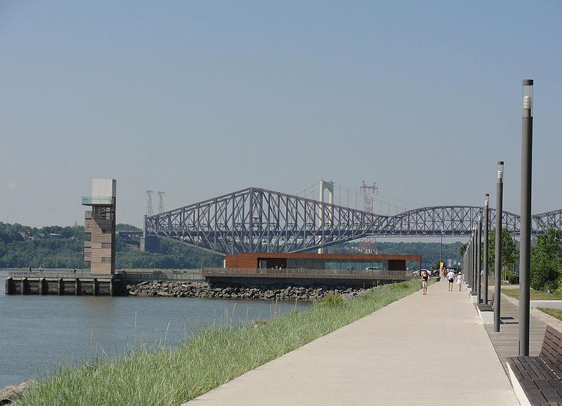 Promenade Samuel de-Champlain - Très populaire
