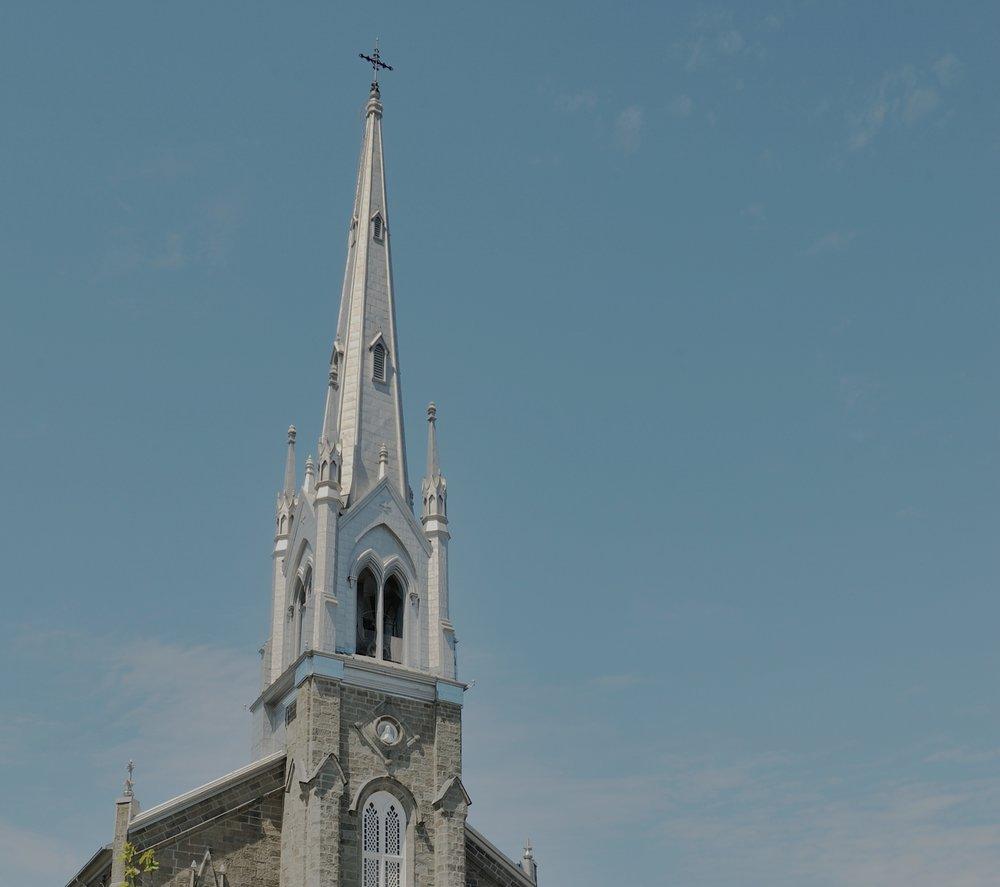 Patrimoine religieux - Sillery est un quartier