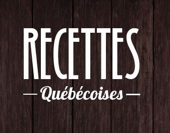 Site de recettes typiques - https://www.recettesquebecoises.com/