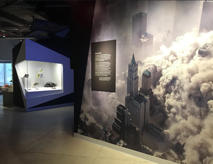 source de l'image: 9/11 tribute museum   ici