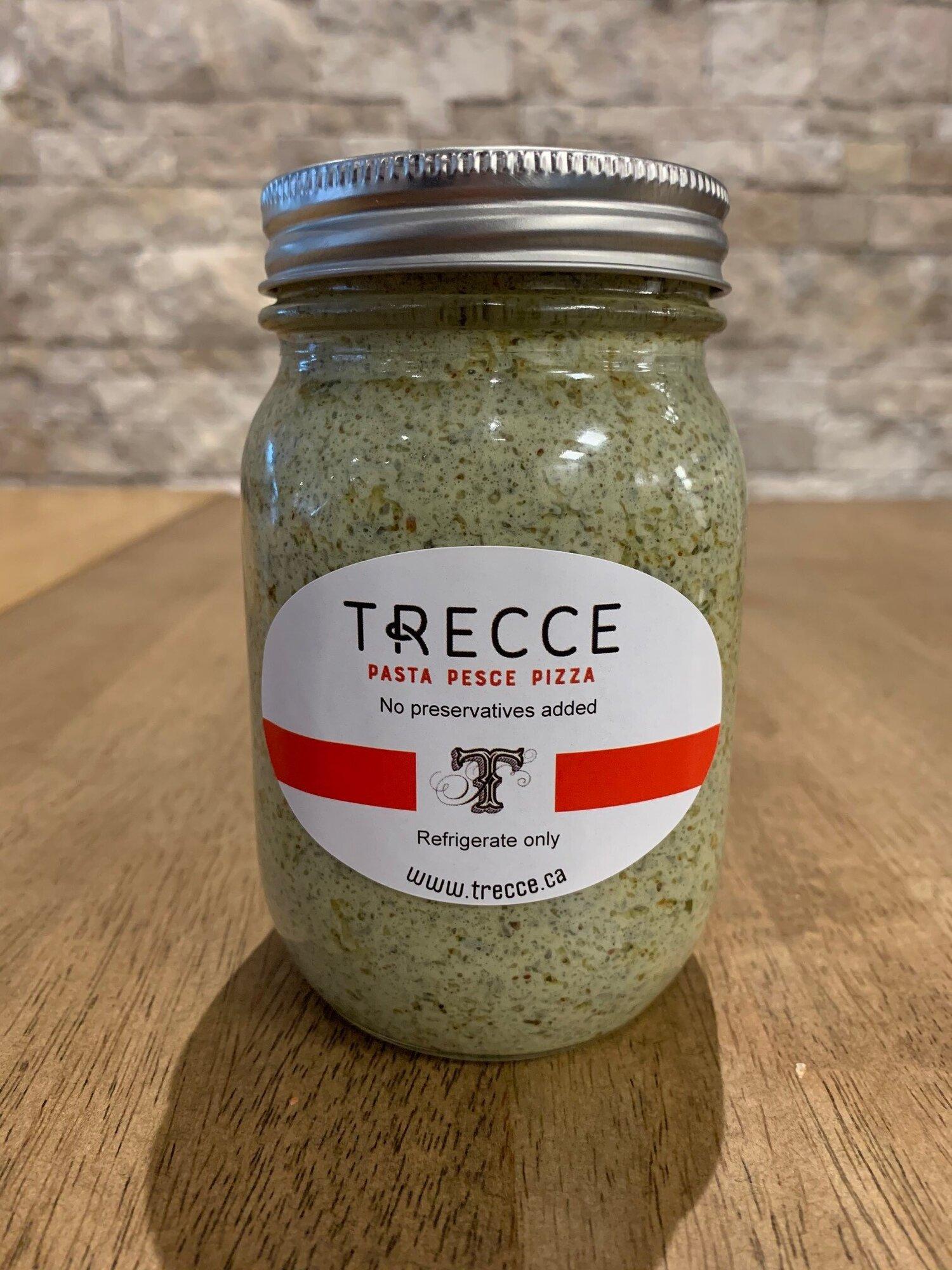 Pesto Creamy Sauce 500ml Trecce Post