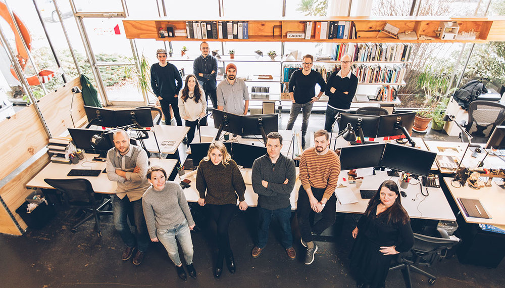 The SHED Architecture & Design Team