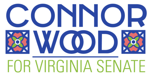 volunteer connor wood for virginia state senate