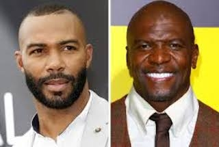 Omari Hardwick & Terry Crews- ACTORS