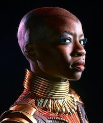 Danai Gurira- CO-STAR