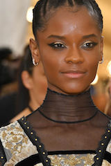 Letitia Wright- CO-STAR