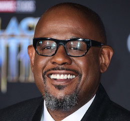 Forest Whitaker- ACTOR