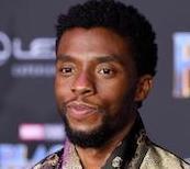 Chadwick Boseman- STAR