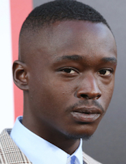 Ashton Sanders- CO-STAR