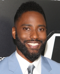 John David Washington- as Ron Stallworth- STAR